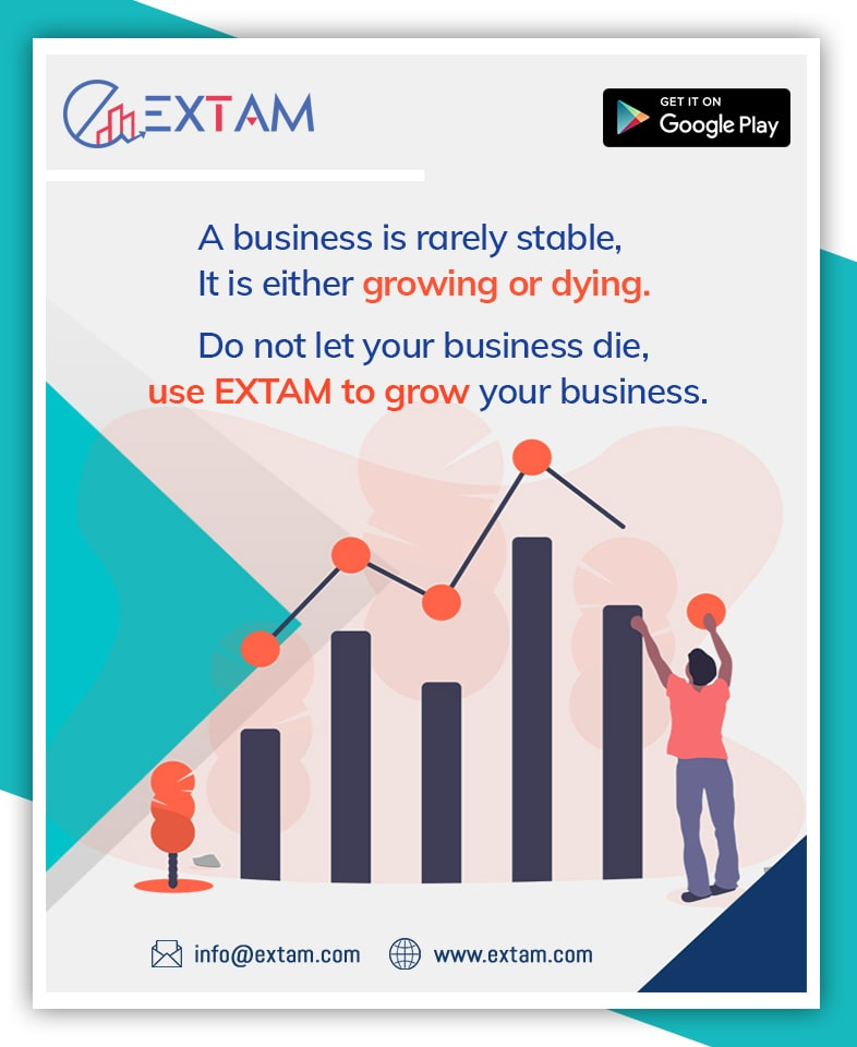 Create A Stable Business. Grow with Extam.