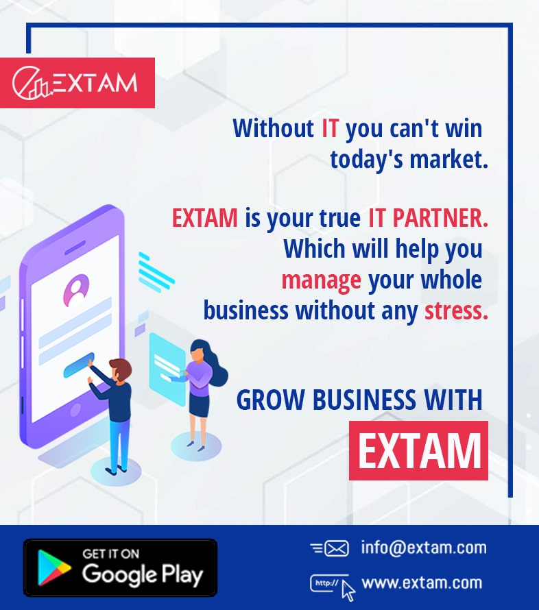 Extam is your True IT Partner